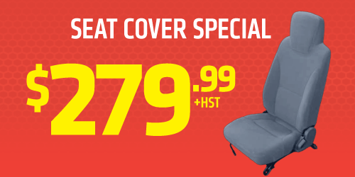 Seat Cover Special!